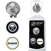 Team Golf Buffalo Sabres Cap Clip And Marker Set