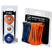 Team Golf New York Islanders 3 Ball/50 Tee Combo Gift Pack
