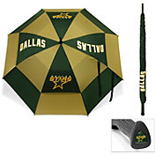 "Team Golf Dallas Stars 62"" Double Canopy Umbrella"