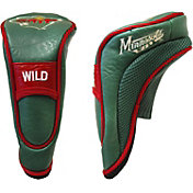 Team Golf Minnesota Wild Hybrid Headcover