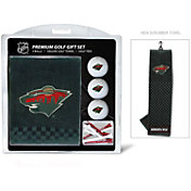 Team Golf Minnesota Wild Embroidered Towel Gift Set