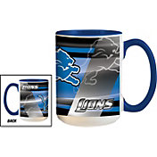 Detroit Lions 11oz. Team Colored Mug
