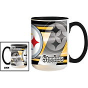 Pittsburgh Steelers 11oz. Team Colored Mug