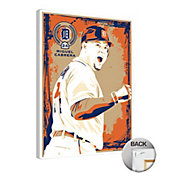 That's My Ticket Detroit Tigers Miguel Cabrera Canvas Print