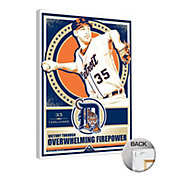 That's My Ticket Detroit Tigers Justin Verlander Canvas Print