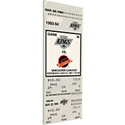 That's My Ticket Los Angeles Kings Wayne Gretzky 802 Goals Game Ticket