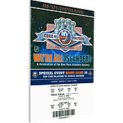 That's My Ticket New York Islanders 25th Anniversary Four Cups Ticket