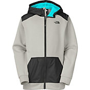The North Face Boys' Ridge Track Fleece Hoodie