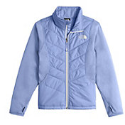 The North Face Girls' Mak Full Zip Insulated Jacket