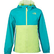 The North Face Girls' Slakline Rain Jacket