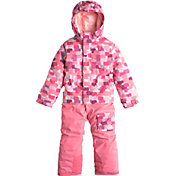 The North Face Toddler Girls' Insulated Snow Suit