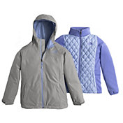 The North Face Girls' Thermoball Triclimate Insulated Jacket