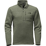 The North Face Men's Gordon Lyons Quarter Zip Fleece Pullover