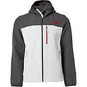 The North Face Men's Apex Nimble Hooded Soft Shell Jacket