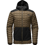 The North Face Men's ThermoBall Snow Hooded Insulated Jacket
