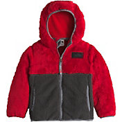 The North Face Toddler Boys' Sherparazo Hooded Fleece Jacket