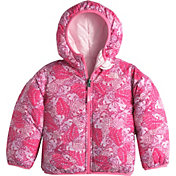 The North Face Toddler Girls' Perrito Reversible Insulated Jacket