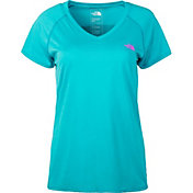 The North Face Women's Boston Reaxion V-Neck T-Shirt