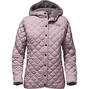 The North Face Women's ThermoBall Faux-Fur Insulated Jacket