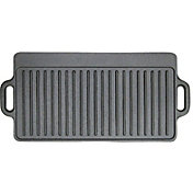 Stansport 9'' x 20'' Cast Iron Griddle