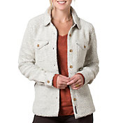 Toad & Co. Women's Boxcan Sherpa Long Sleeve Shirt