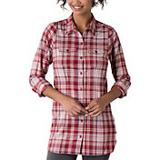 Toad & Co. Women's Lightfoot Tunic Long Sleeve Shirt