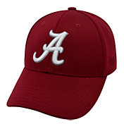 Top of the World Men's Alabama Crimson Tide Crimson Premium Collection M-Fit Hat