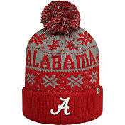 Top of the World Men's Alabama Crimson Tide Crimson/Grey Sub Arctic Knit Beanie