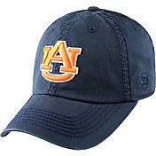 Top of the World Men's Auburn Tigers Blue Crew Adjustable Hat