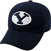 Top of the World Men's BYU Cougars Blue Premium Collection M-Fit Hat