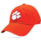 Top of the World Men's Clemson Tigers Orange Crew Adjustable Hat