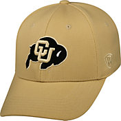 Top of the World Men's Colorado Buffaloes Gold Premium Collection M-Fit Hat