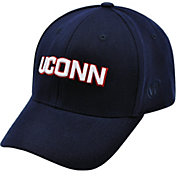 Top of the World Men's UConn Huskies Blue Premium Collection M-Fit Hat