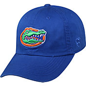 Top of the World Men's Florida Gators Blue Crew Adjustable Hat