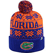 Top of the World Men's Florida Gators Blue/Orange Sub Arctic Knit Beanie