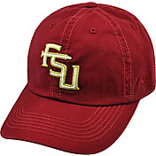 Top of the World Men's Florida State Seminoles Garnet Crew Adjustable Hat