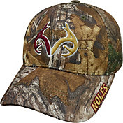 Top of the World Men's Florida State Seminoles Camo Realtree Xtra 1Fit Hat
