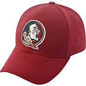 Top of the World Men's Florida State Seminoles Garnet Premium Collection M-Fit Hat