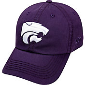 Top of the World Men's Kansas State Wildcats Purple Crew Adjustable Hat