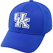 Top of the World Men's Kentucky Wildcats Blue Premium Collection M-Fit Hat