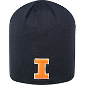 Top of the World Men's Illinois Fighting Illini Blue TOW Classic Knit Beanie