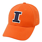 Top of the World Men's Illinois Fighting Illini Orange Premium Collection Hat