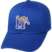 Top of the World Men's Memphis Tigers Blue Crew Adjustable Hat