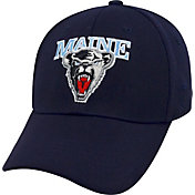 Top of the World Men's Maine Black Bears Navy Premium Collection M-Fit Hat