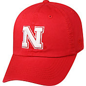 Top of the World Men's Nebraska Cornhuskers Scarlet Crew Adjustable Hat