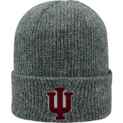 Top of the World Men's Indiana Hoosiers Grey Heavy Beanie