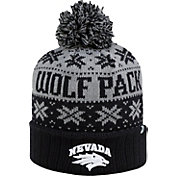 Top of the World Men's Nevada Wolf Pack Blue/Grey Sub Arctic Knit Beanie