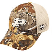 Top of the World Men's Purdue Boilermakers Camo Prey Hat