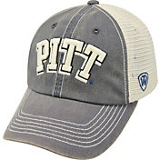 Top of the World Men's Pitt Panthers Blue/White Off Road Adjustable Hat