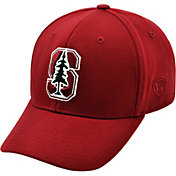 Top of the World Men's Stanford Cardinal Premium Collection Cardinal M-Fit Hat